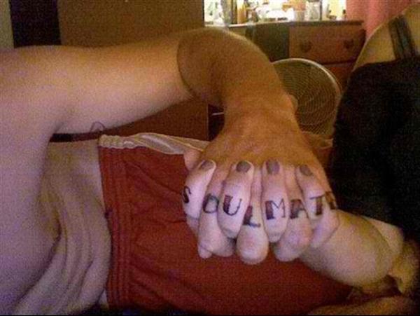 tatuaje de pareja 40