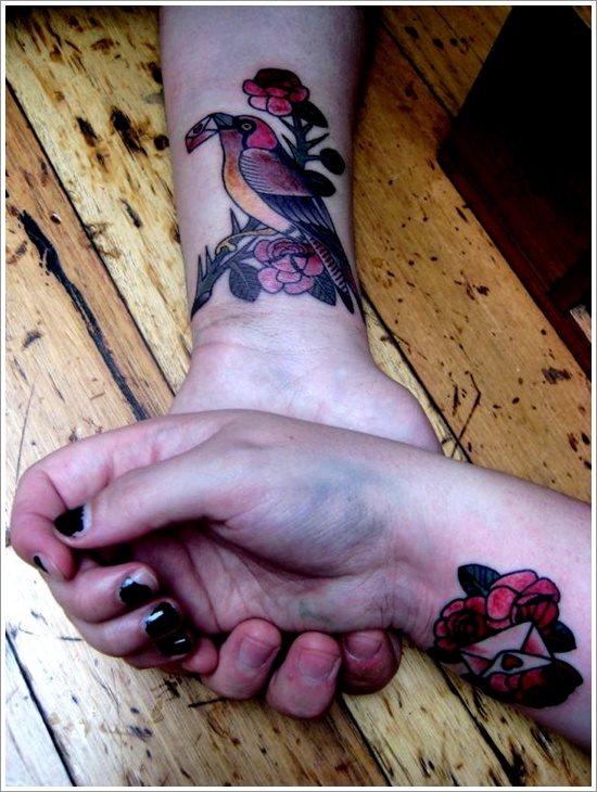tatuaje de pareja 49