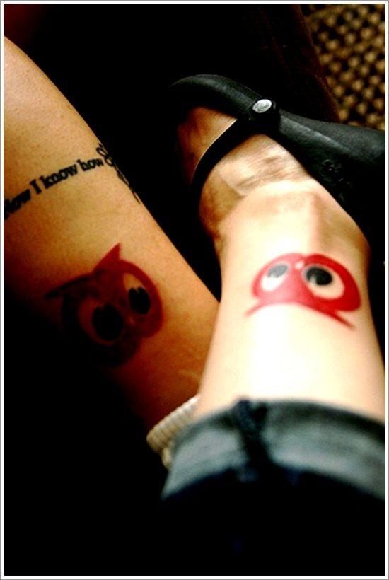tatuaje de pareja 50