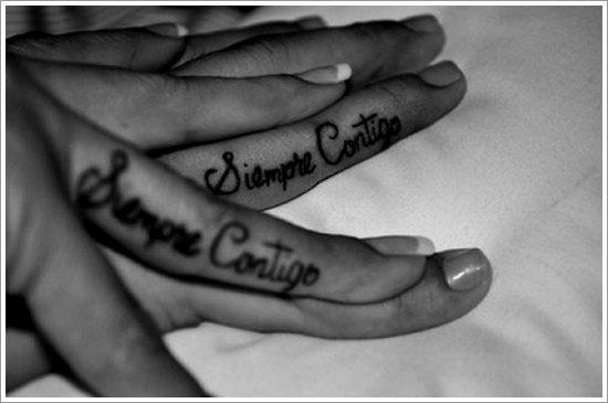 tatuaje de pareja 59