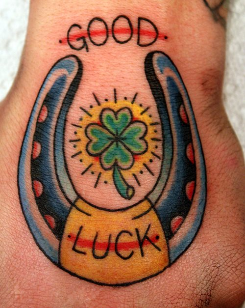 tatuaje trebol 30