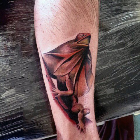 tatuaje lagarto para hombre 09