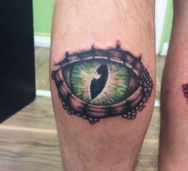 tatuaje lagarto para hombre 66